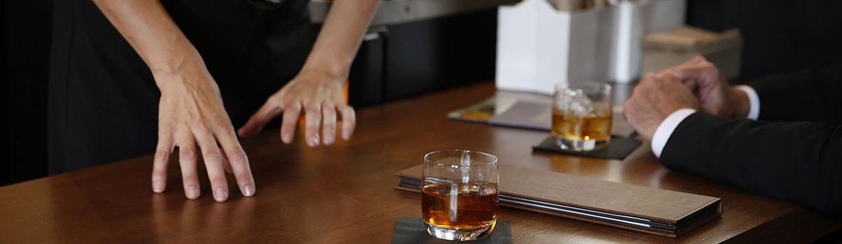 Terminal Bar Cocktail