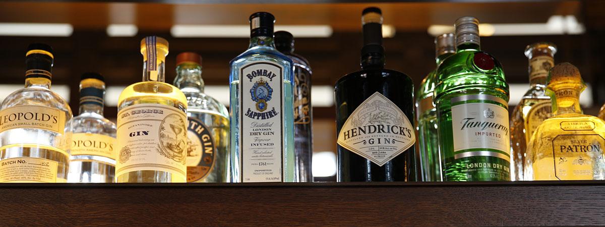 Terminal Bar Gin
